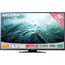 "SALORA 49"" (124CM) SMART LED TV met Netflix"