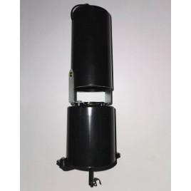 Spiegelbolmotor op 1xD-Cell Batterij