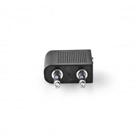 Vliegtuig-Audioadapter Hoofdtelefoon