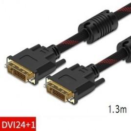 DVI-D Dual Link Kabel 1,3 meter