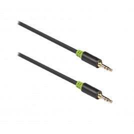 König Stereo Audiokabel 3.5 mm Male - 3.5 mm Male 3.0 m