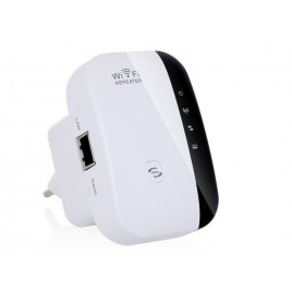 Wireless-N 300 Mbps Wi-Fi Repeater