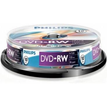 PHILIPS DVD-RW 10x SPINDEL