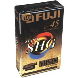FUJI VHS-C CASSETTE EC-45 Super High Grade