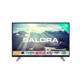 "SALORA 49"" (124CM) Ultra HD (4K) SMART LED TV met Netflix"