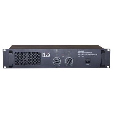 New Jersey Sound 120w + 120w Stereo Versterker