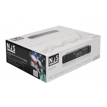 New Jersey Sound 230w + 230w stereoversterker