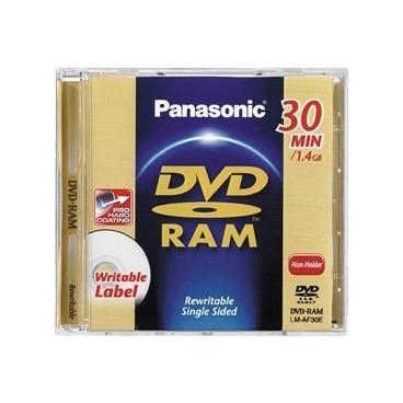Panasonic MINI DVD-RAM | 30min / 1.4GB | Voor o.a. DVD Recorders & Camera's