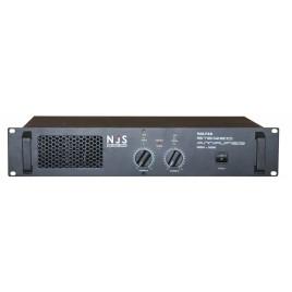 New Jersey Sound 380w + 380w Stereo-versterker