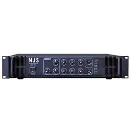 NJS PA-mengversterker, 100v-60w rms