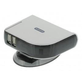 Bandridge 7 Poorten Hub USB 2.0 Grijs