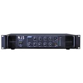 NJS PA-mengversterker, 100v-120w rms