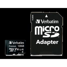 Verbatim 128gb Micro SD Kaart