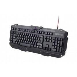 Gembird Programmeerbaar Gaming toetsenbord met backlight