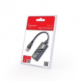 Gembird USB3.0 netwerkadapter 10/100/1000
