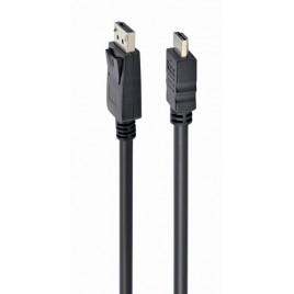 Cablexpert DisplayPort naar HDMI-kabel, 1 meter