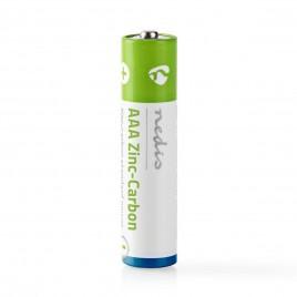 Zink-Koolstofbatterij AAA | 1,5 V | 4 Stuks