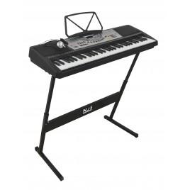 NJS 61 Key Full Size digitale elektronische Keyboard SET