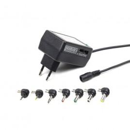 Universele AC/DC adapter, 1000 mA