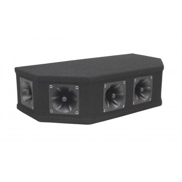 Soundlab Piëzo-topkist Hogetonen Speaker, 50w