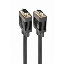 Cablexpert Premium VGA-kabel Male-Male, 1.8 meter