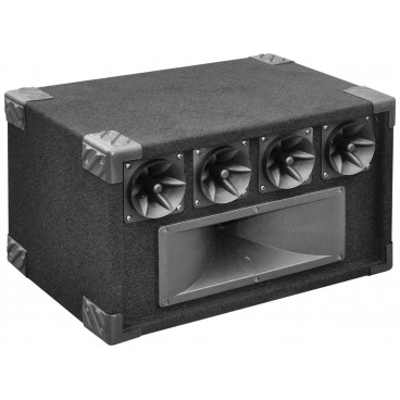 Soundlab Piëzo-topkist Hogetonen Speaker, 400w pmpo