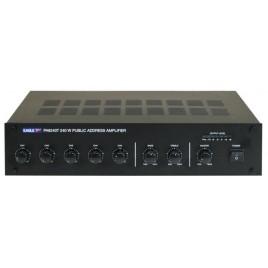 Eagle Omroep Line Mixer Versterker, 100v-240w