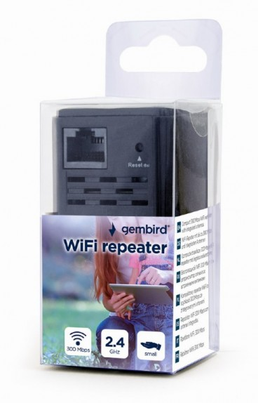 Gembird WiFi repeater 300Mbps