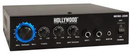Hollywood Mini-200 Hifi Versterker met Bluetooth