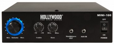 Hollywood Mini-100 Hifi Versterker