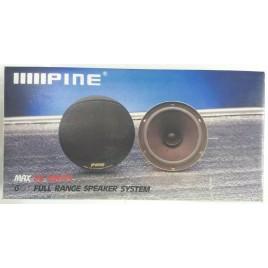 "Pine 6.5"" / 16.5cm Breedband Auto Inbouw Speakers, 2x60w"