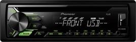 Pioneer Autoradio Cd Speler met USB en Aux-Ingang