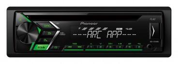 Pioneer Autoradio Cd Speler Met USB / Aux En Astandsbediening