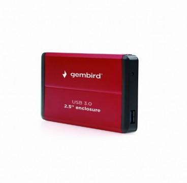"""Gembird Externe HDD Behuizing 2.5"""" SATA USB3.0"""